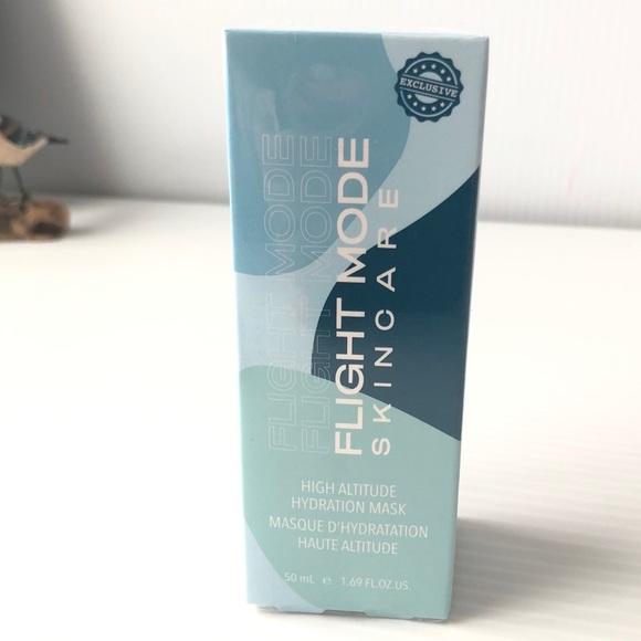 Flight Mode Skincare Mask Beauty Box Score